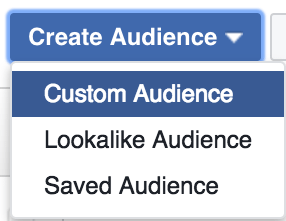 How to Create a Custom Audience in Facebook Based on Your Email List