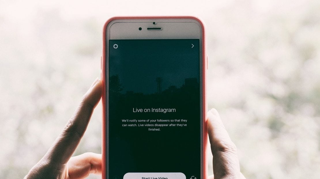 Instagram Live How-To