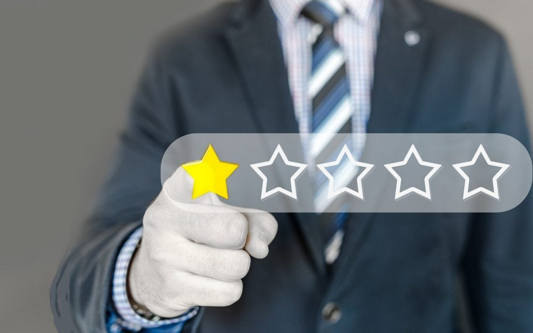 Bad Online Reviews: How Businesses Should Handle a Bad Review