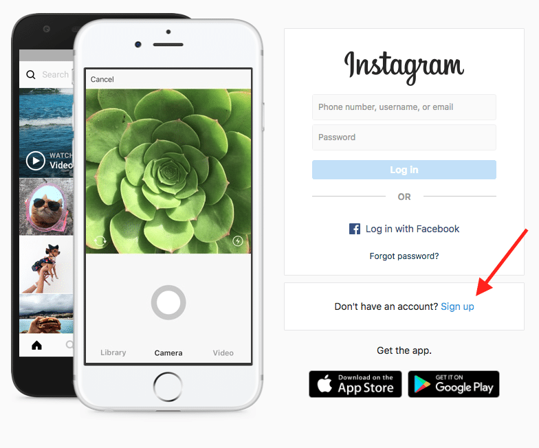 how to create instagram profile for business